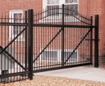 DRIVE cantilvered gate